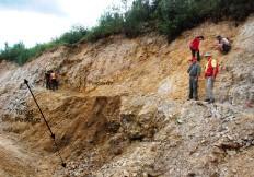 Boulder Lode pit-identifying zones