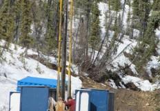 Early season drilling-2013